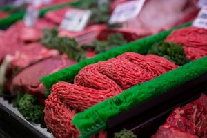 Heritage Meats Gourmet Organic Ground Beef