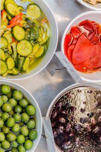 Prepared Gourmet Olives