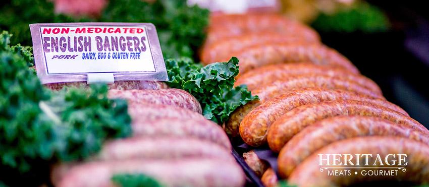 English Sausage