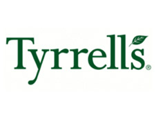 Tyrrells English Potato Crisps