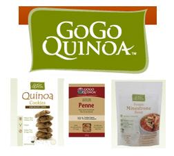 Go Go Quinoa