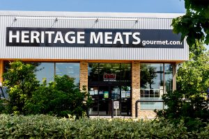 Heritage Meats Store Front