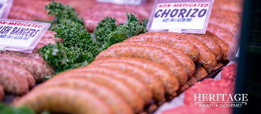 Organic Pork Chorizo Sausage