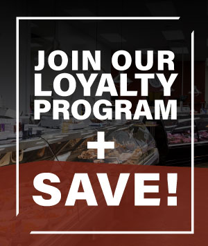 Heritage Meats Loyalty Program